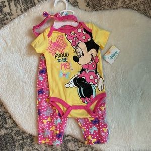 2 for $12 - Matching set Disney Baby